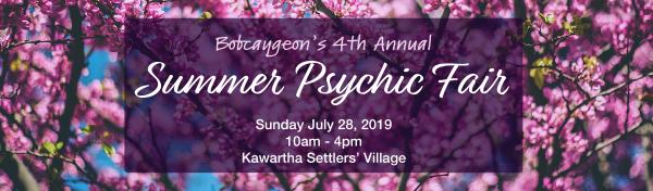 Psychic Fair 2019